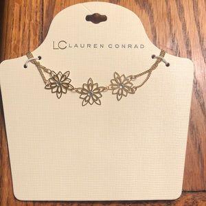 Lauren Conrad Gold Necklace